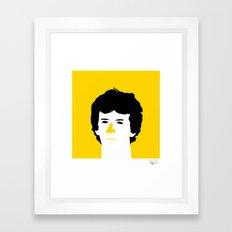 Mark Harris Framed Art Print