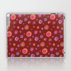 DOTTIE FUSHIA Laptop & iPad Skin