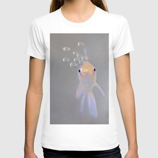 You looking at me, fishy?  T-shirt