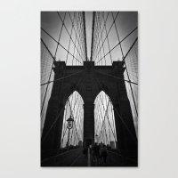 To Brooklyn Canvas Print