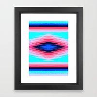 SURF LOVIN Framed Art Print