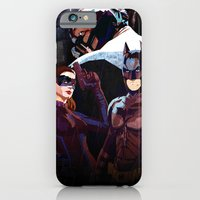 The Darkest Night iPhone 6 Slim Case