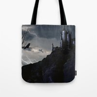 Mystery on the Hill Tote Bag