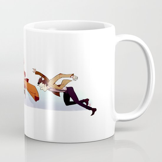 Awful Lot of Running Mug