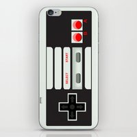 CMYK Retro Gamer  iPhone & iPod Skin
