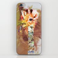 WILD LIFE iPhone & iPod Skin