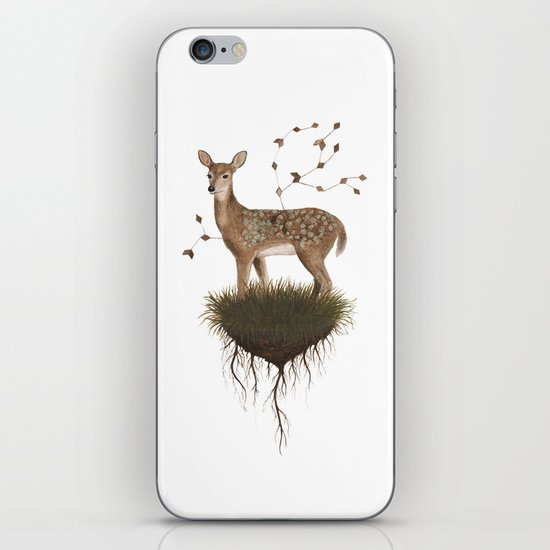High Places iPhone & iPod Skin
