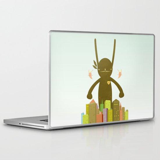 MONSTAA Laptop & iPad Skin