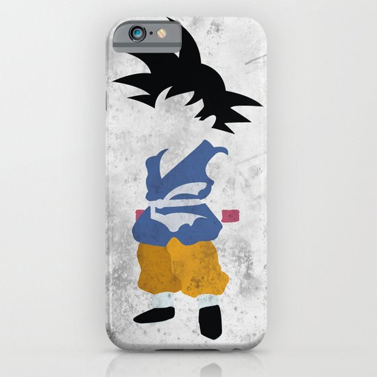 Goku  iPhone & iPod Case