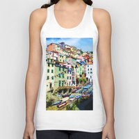 Flags Unisex Tank Top