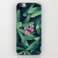 iPhone & iPod Skin featuring Pink Gooey by Sarah Brust