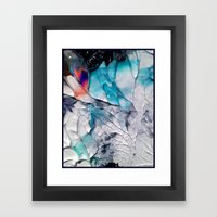 Transcends Framed Art Print