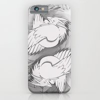 Flying Mysterion (B&W) iPhone 6 Slim Case