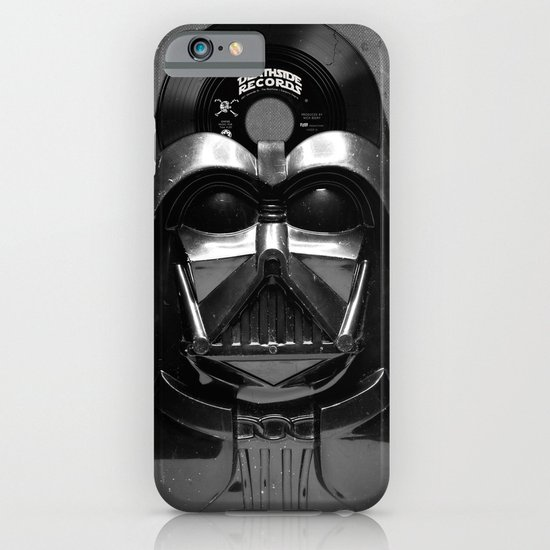 Vader Vinyl iPhone & iPod Case