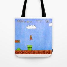 Mario Tote Bag
