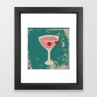 Alcohol_03 Framed Art Print