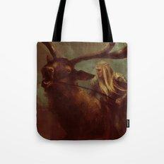 Thranduil The Faithless Woodland Sprite Tote Bag