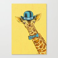 I'm Too SASSY For My Hat… Canvas Print