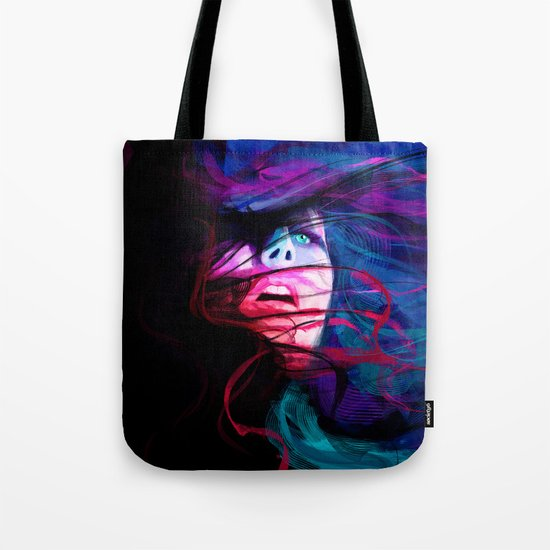 DROWN Tote Bag