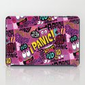 Panic Pattern iPad Case