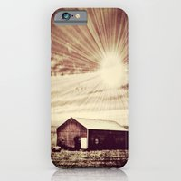 iPhone & iPod Case featuring The shack by Laura Santeler