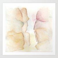 Canyon 2 Art Print