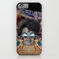 iPhone & iPod Case featuring Female by haydiroket