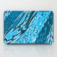 Water Skinning iPad Case