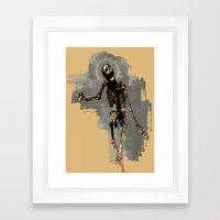 Prelude #1 Framed Art Print