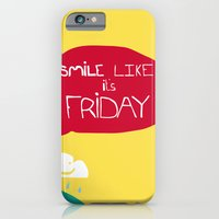 Smile Like It's Friday  iPhone 6 Slim Case