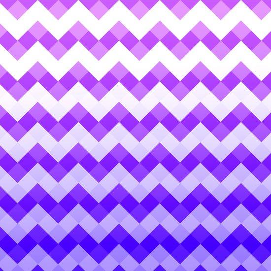 Violets are blue... Art Print