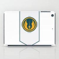 The Jedi Code iPad Case