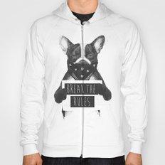 Rebel dog Hoody