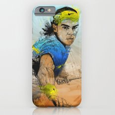 Rafa Nadal iPhone 6s Slim Case