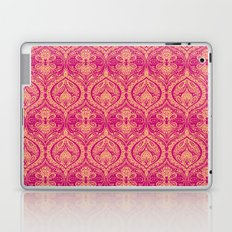 Simple Ogee Pink Laptop & iPad Skin