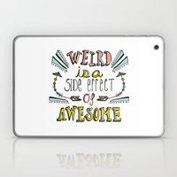 Weird & Awesome Laptop & iPad Skin