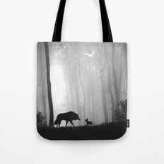 Reunited Tote Bag