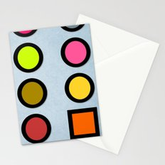 Why a Square? Stationery Cards