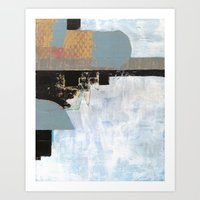 Abstrctcllg Art Print