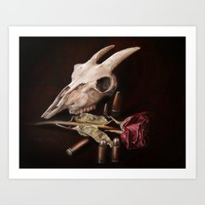 The Still Life Art Print