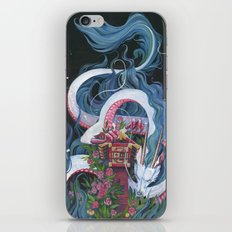 Haku iPhone & iPod Skin