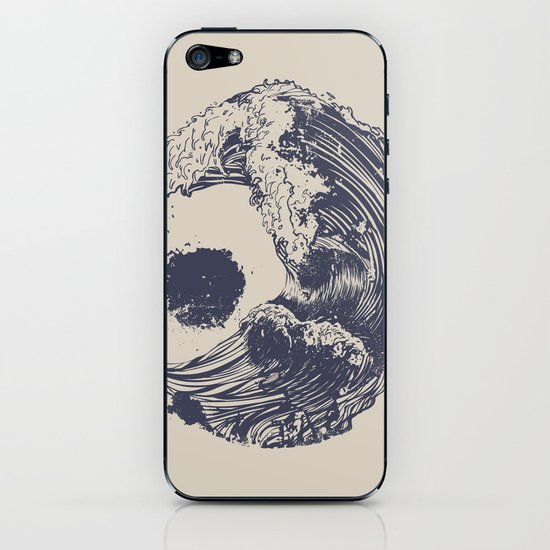Swell iPhone & iPod Skin