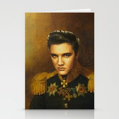 Elvis Presley - Replacef… Stationery Cards
