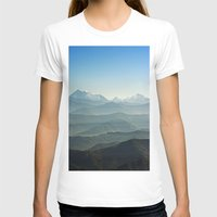 Hima - Layers Womens Fitted Tee White SMALL