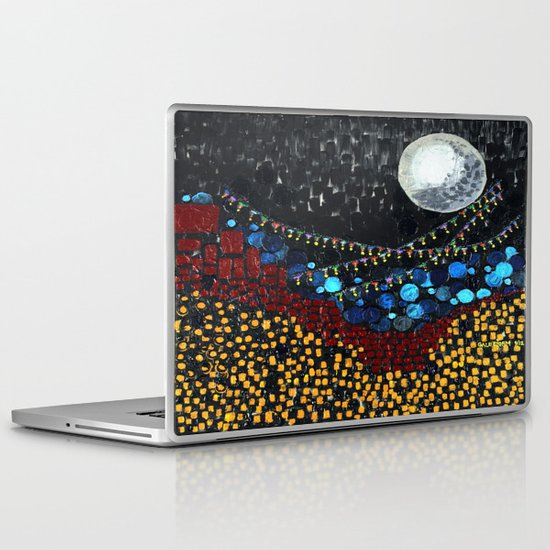 :: Veranda Moon :: Laptop & iPad Skin