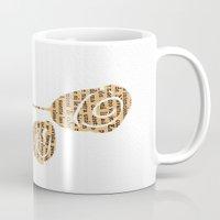 PAPERCUT FLOWER 5 Mug