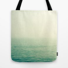 English Channel Tote Bag