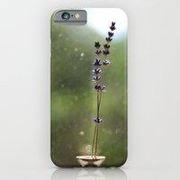 A Pair of Lavender Flowers iPhone 6 Slim Case