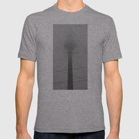 Fade to Grey (Berlin) Mens Fitted Tee Athletic Grey SMALL