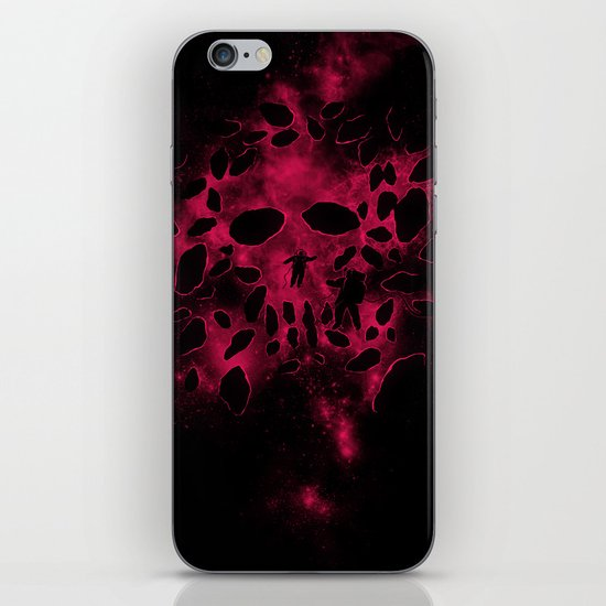 Death on Deep Space iPhone & iPod Skin